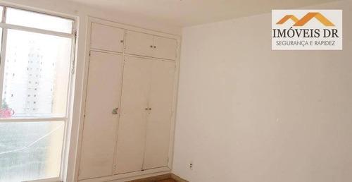 kitnet residencial à venda, centro, campinas. - kn0006