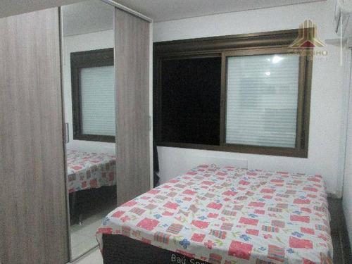 kitnet residencial à venda, centro, porto alegre. - kn0028