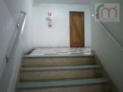 kitnet residencial à venda, centro, são vicente. - codigo: kn0014 - kn0014