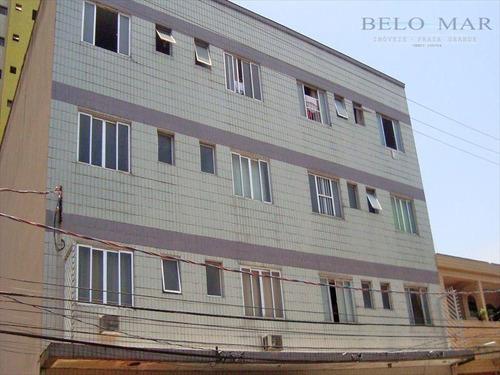 kitnet residencial à venda, cidade ocian, praia grande. - codigo: kn0118 - kn0118