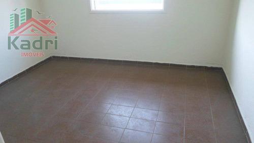 kitnet residencial à venda, cidade ocian, praia grande. - kn0162