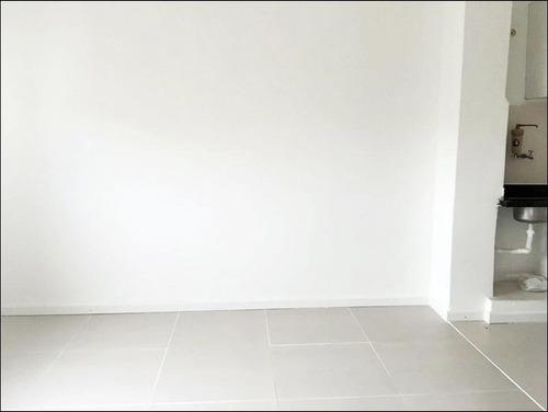 kitnet  residencial à venda, embaré, santos. - codigo: kn0005 - kn0005