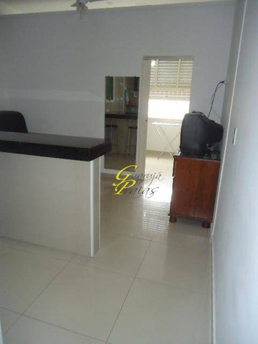 kitnet residencial à venda, pitangueiras, guarujá. - codigo: kn0053 - kn0053
