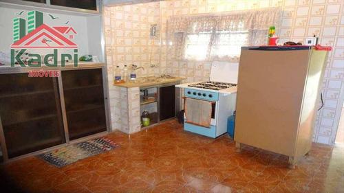 kitnet residencial à venda, vila balneária, praia grande. - kn0070