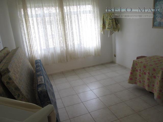kitnet residencial à venda, vila caiçara, praia grande. - codigo: kn0097 - kn0097