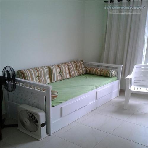 kitnet  residencial à venda, vila caiçara, praia grande. - codigo: kn0101 - kn0101