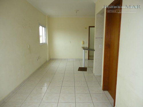 kitnet  residencial à venda, vila caiçara, praia grande. - codigo: kn0102 - kn0102