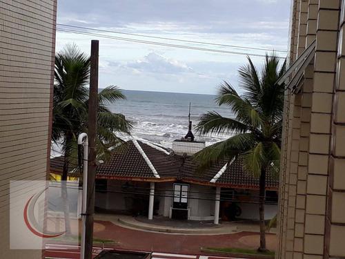 kitnet residencial à venda, vila caiçara, praia grande. - kn0089