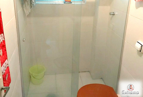 kitnet residencial à venda, vila guilhermina, pg - kn0046