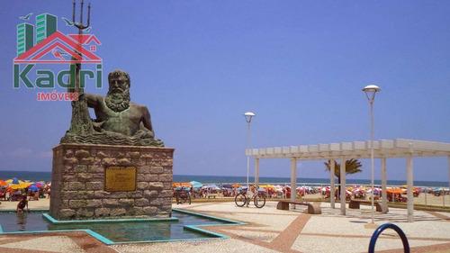 kitnet residencial à venda, vila guilhermina, praia grande. - kn0097