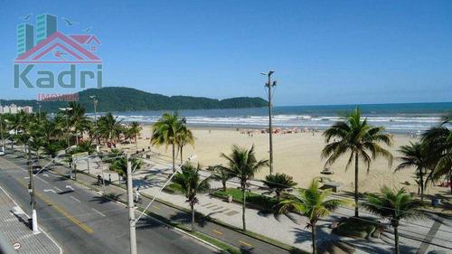 kitnet residencial à venda, vila guilhermina, praia grande. - kn0145