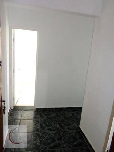 kitnet  residencial à venda, vila mirim, praia grande. - kn0064