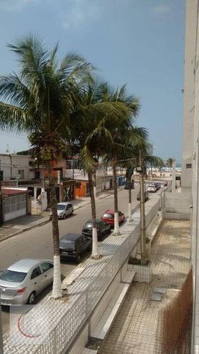 kitnet residencial à venda, vila mirim, praia grande. - kn0101
