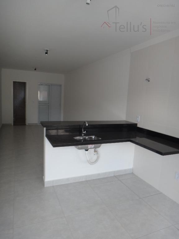 kitnet residencial à venda, vila rica, sorocaba. - kn0001