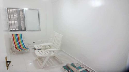 kitnet residencial à venda, vila tupi, praia grande. - kn0008