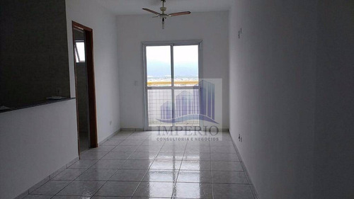kitnet residencial à venda, vila tupi, praia grande. - kn0019