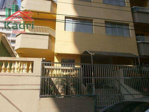 kitnet residencial à venda, vila tupi, praia grande. - kn0046