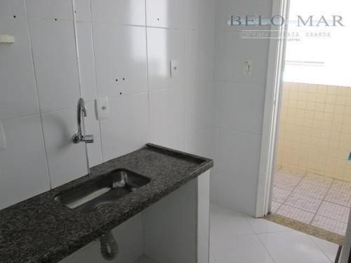 kitnet  à venda, vila guilhermina, praia grande. - codigo: kn0043 - kn0043