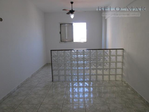 kitnet à venda, vila mirim, praia grande. - codigo: kn0090 - kn0090