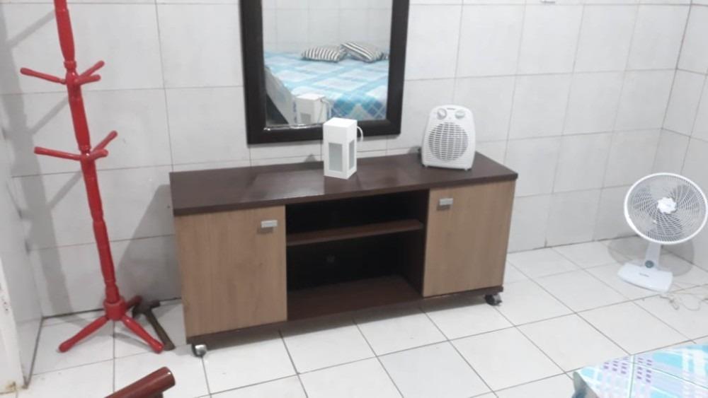 kitnetes amplas,3 ambientes: dorm.,sala, toalette individual