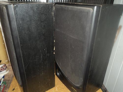 kits 2 pç  caixa som antiga pra uso vitrola gradienti grande