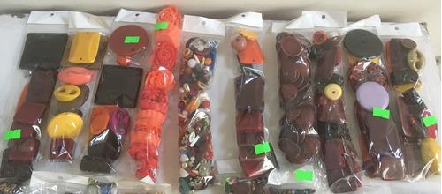 kits armados de bijoux, materiales e insumos surtidos
