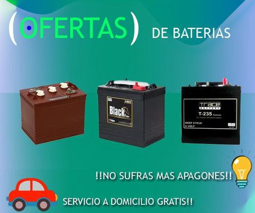 kits baterias y inversor americano  todo incluido