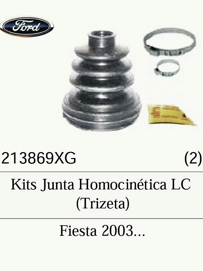 Kits Coifa Homocinética Lado Cambio Fiesta A Partir 2003 - R  32 f73ea0a2cd96e