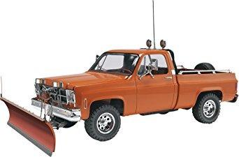 kits de automóviles y camionescoleccionable recoger revel..
