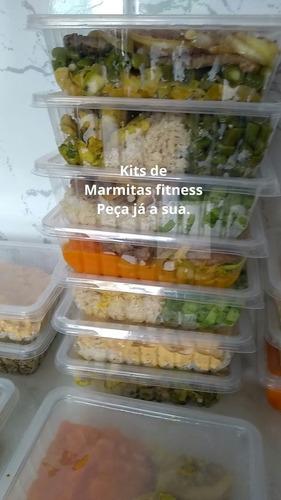 kits de marmitas fitness