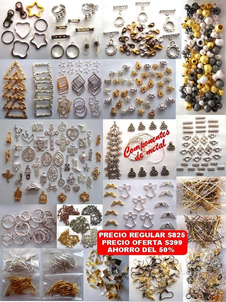fb44a258435f Kits De Materiales Para Joyeria Y Bisuteria En Super Oferta ...