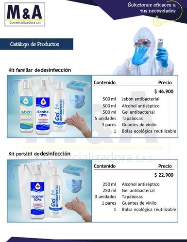 kits de prevencion