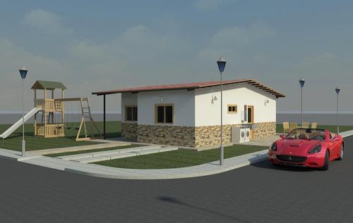 kits estructurales con planos para viviendas de 1 y 2 nivele