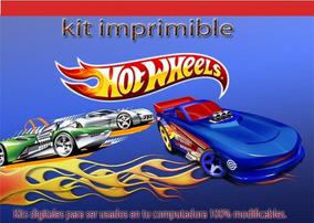 Hot Wheels Jeepster Invitaciones Y Tarjetas En Mercado