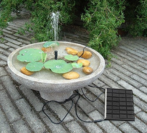 kits sunnytech energía solar bomba de agua - jardín piscina