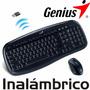 Teclado Y Mouse Inalambrico Kb 8000.. Oferta!!