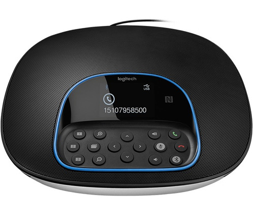 kit/sistema videoconferencia logitech group hd (960-001054)