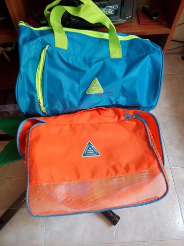 kitts de maletas