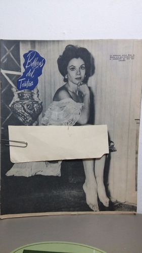 kitty de hoyos magazine de policia nov 1962