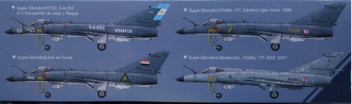 kitty hawk 1/48 80138 dassault breguet super etendard