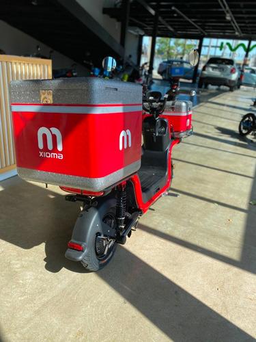 kiwi delivery moto eléctrica precio de lanzamiento!