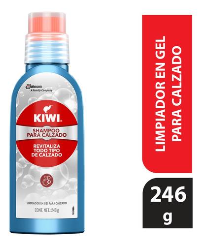 kiwi shoe shampoo 246 gr