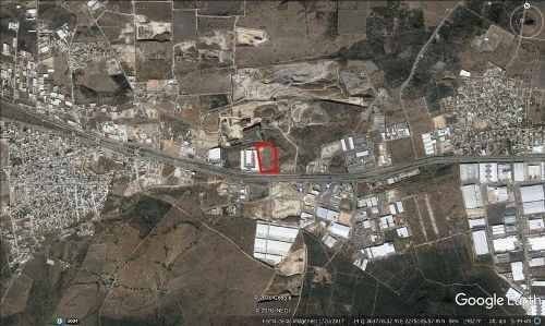 kl / terreno industrial en renta, conin.
