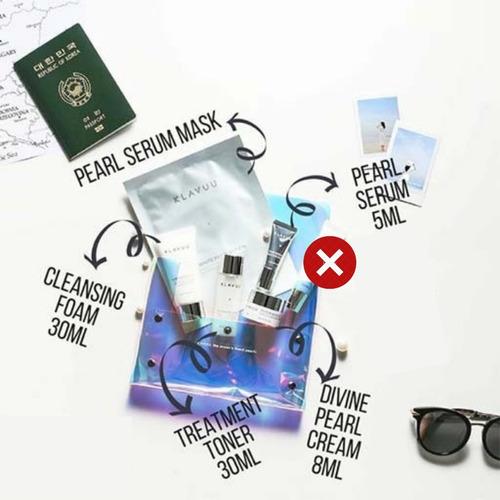 klavuu all-in-one travel kit