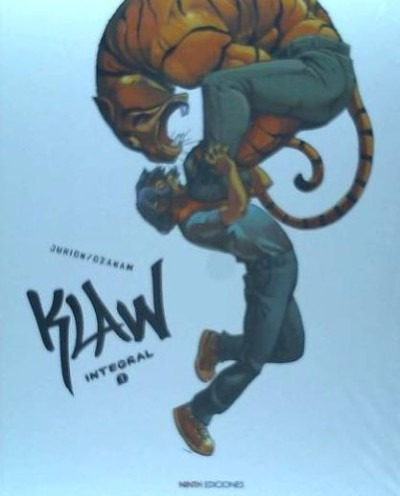 klaw(libro )