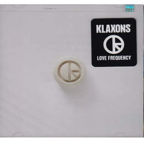 klaxons love frequency cd con 14 canciones