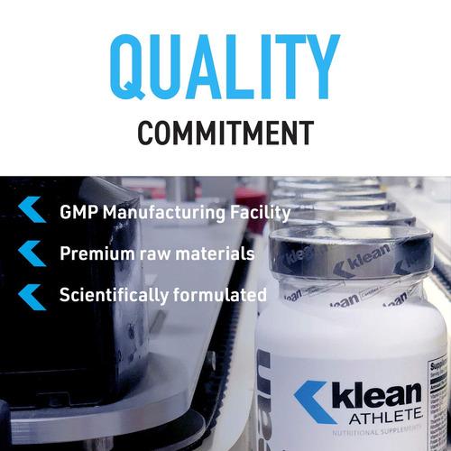klean athlete - klean melatonin - sleep supplement to