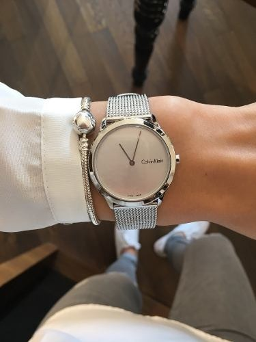 4ac1e9db9e49 Reloj Calvin Klein Minimal K3m221y6 Mujer