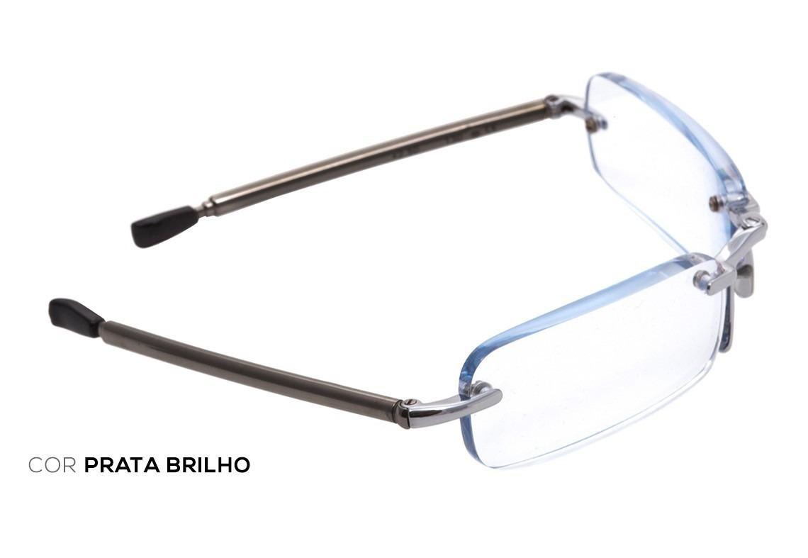 34e8c7512d343 Calvin Klein Óculos De Leitura Dobrável.grau +250 E +200 - R  399