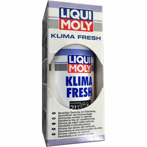 klima fresh liqui moly